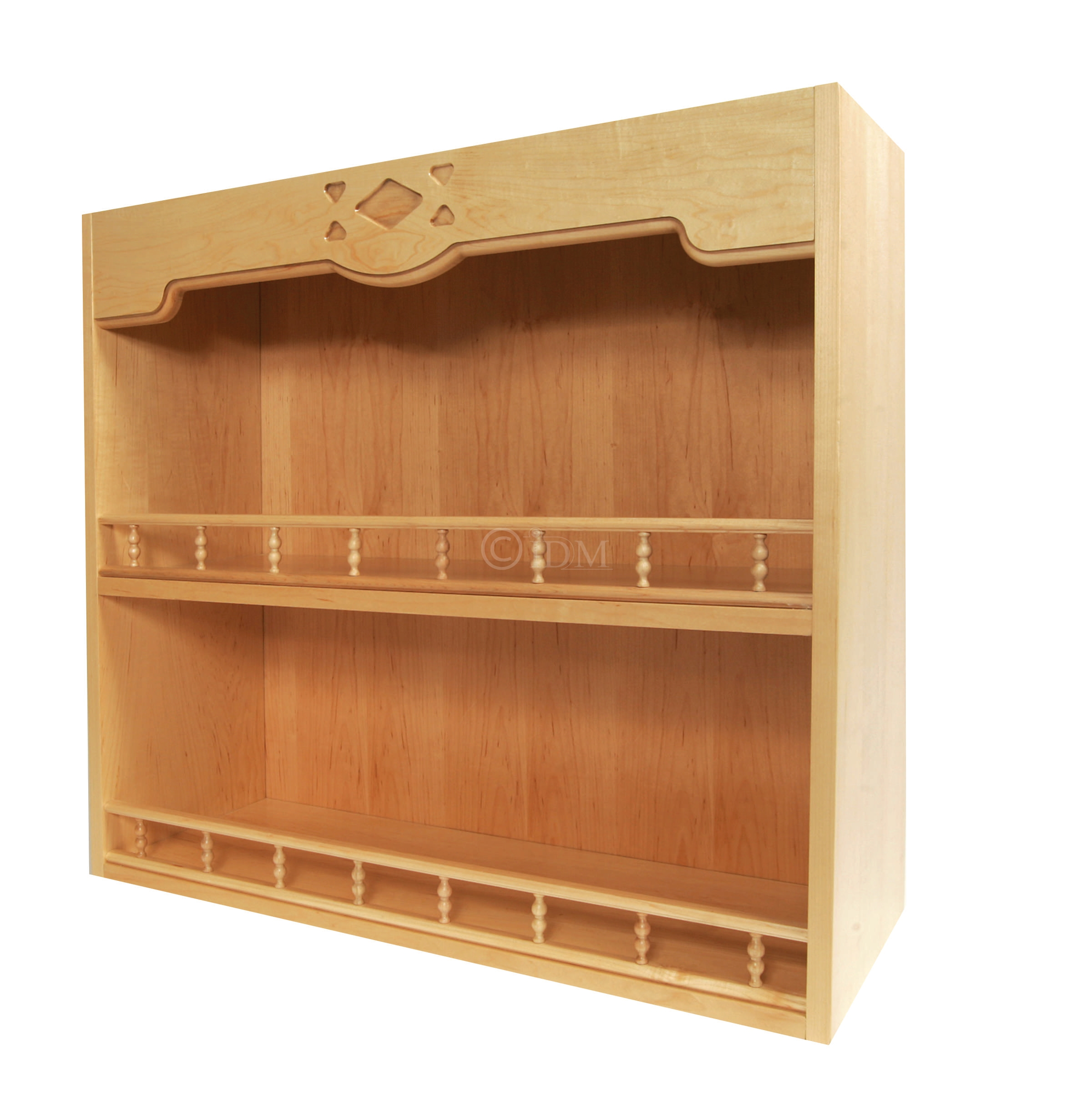 D9C Wall unit display | In Door Manufacturing